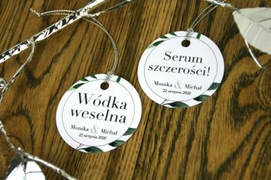 Listki V15 - Zawieszki (15szt)