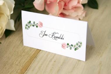 Listki V9 Jasny Róż - Winietka