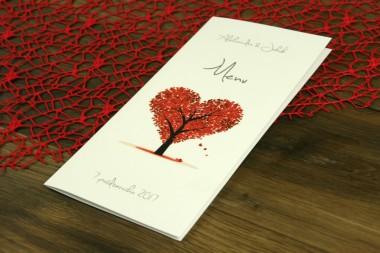 Drzewko Serce V1 - Menu