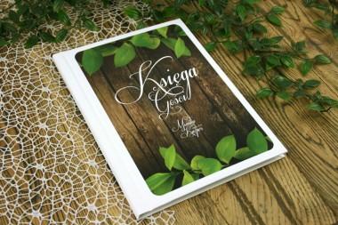 Rustykalne V2 - Księga Gości